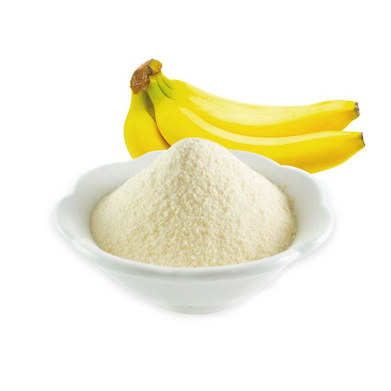 Freeze Dried Powder : Banana Powder